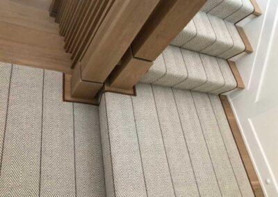 A Gorgeous Flat Woven Carpet